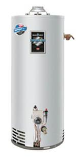 Bradford White Gas Residential Water Heater