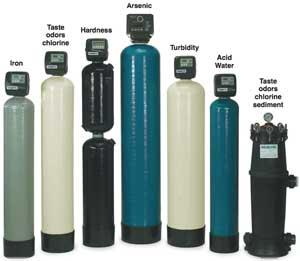 Water Softener Tanks