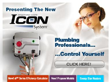 Bradford White Icon Gas Valve System